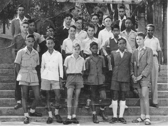 Bahut 1952, 3ème B