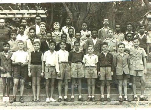 Bahut 1952, 5ème AB