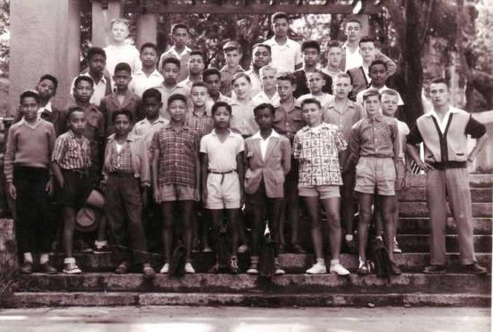 Bahut 1955, 5ème A1