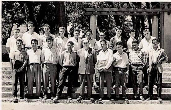 Bahut 1957, 1ère moderne