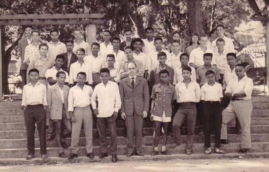 Bahut 1957, Mathélem