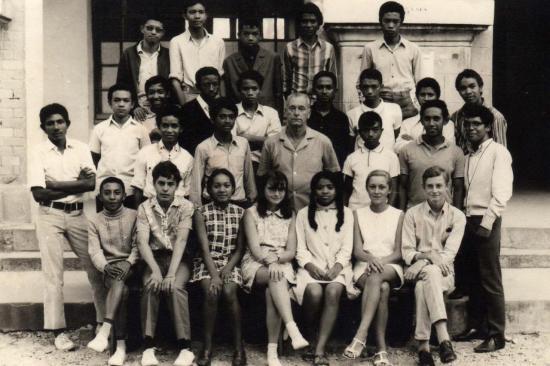 Bahut, 1970 3ème cl1cl2