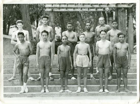 Bahut 1952-1953, 2ndB