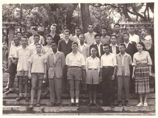 Bahut 1953-1954, 1ère