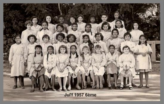 Jul'f 1957 6ème