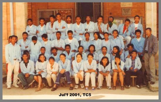Jul'f 2001 TC5