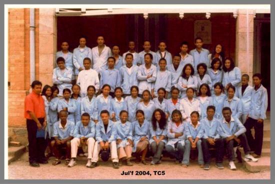 Jul'f 2004 TC5