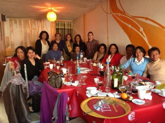 Rencontre juillet 2013, Antananarivo